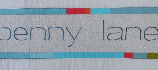 introducing: penny lane quilts