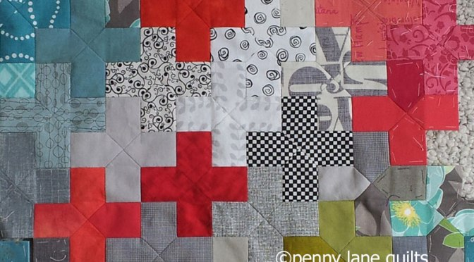 English paper piecing (EPP)