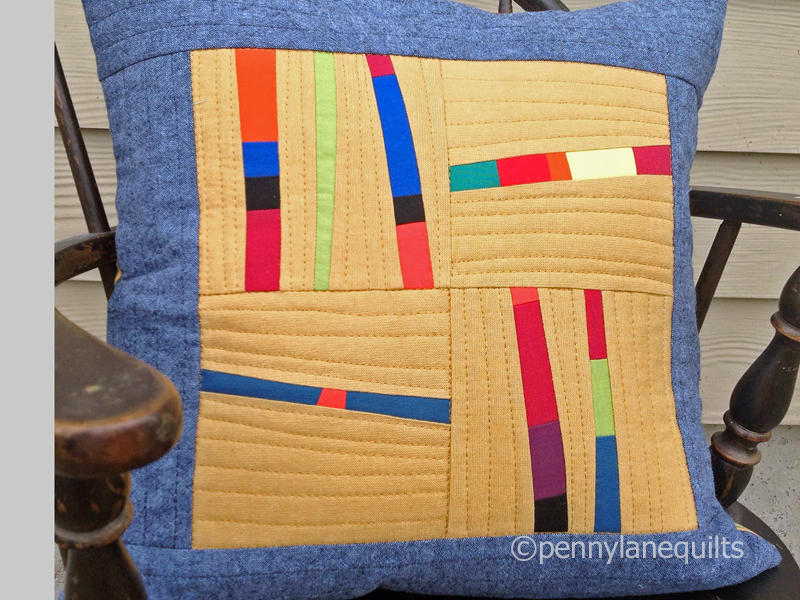 improv pillow by marla varner