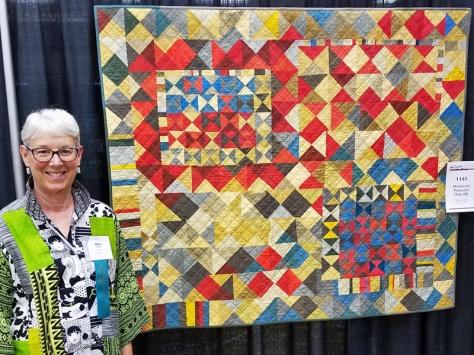 marla varner, Hourglass Bedazzled, Fall Paducah 2017