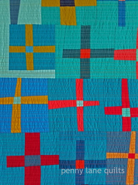 At the Junction Marla Varner penny lane quilts