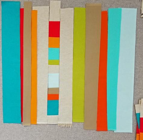 beginning strip set penny lane quilts